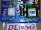 4x Honda Deto Zündkerzen Denso IA01-32